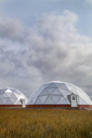 Cold Growth Greenhouse Canada Arviat Nunavut