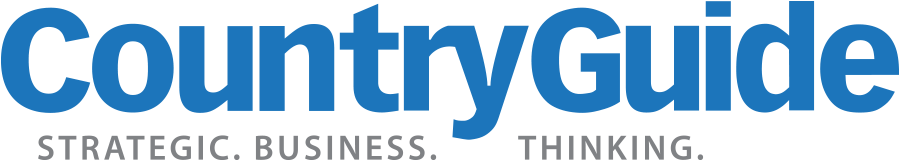 Country Guide magazine logo